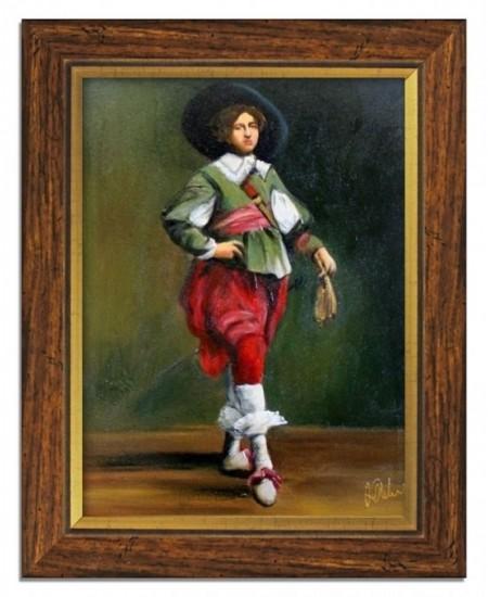 Obraz Kopie Mistrzów nr 16475