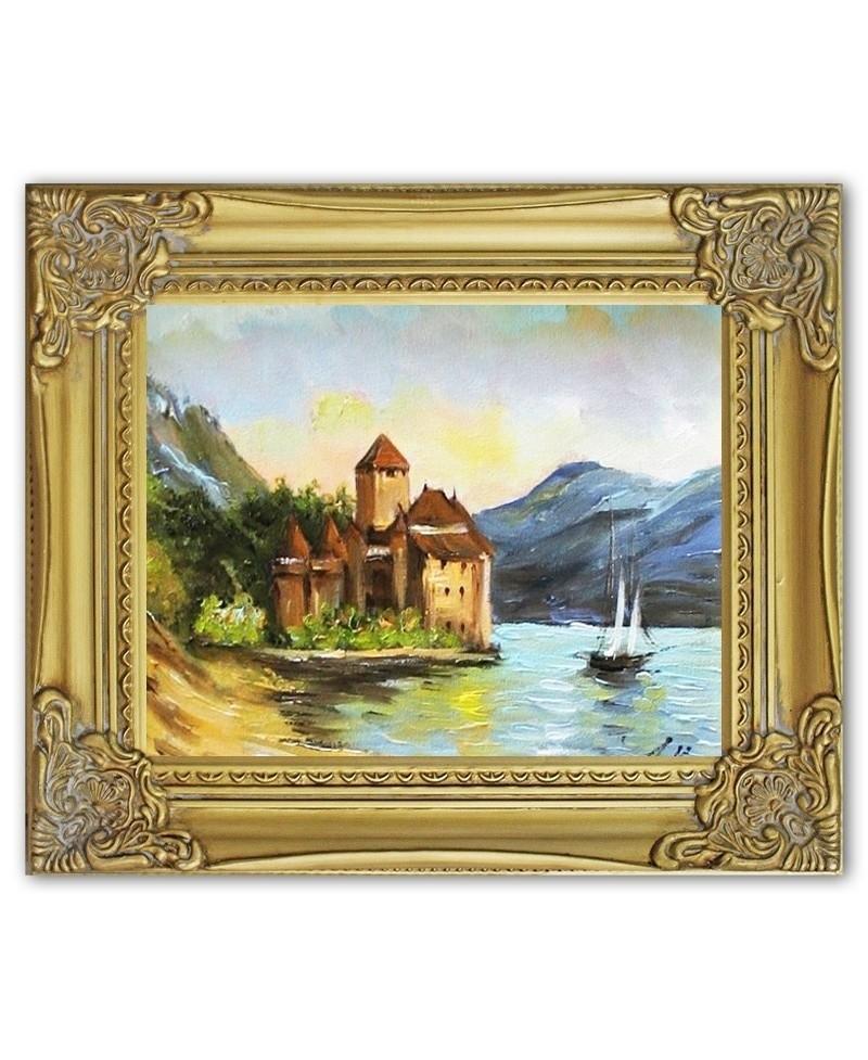 Obraz Malarstwo Polskie nr 06608